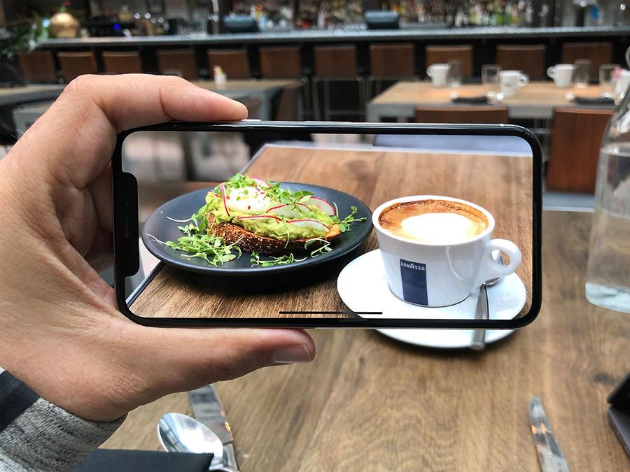 На что способны камеры iPhone X - основной модуль камеры