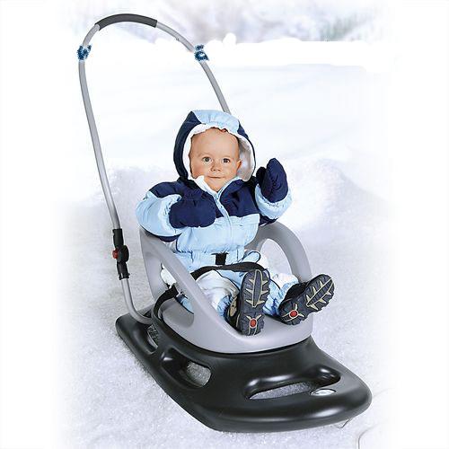 Зима близко! Выбираем санки для детей