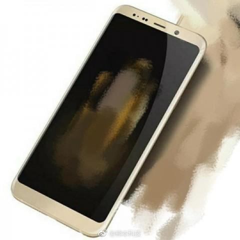 Xiaomi Redmi Note 5 noticed on spy photos