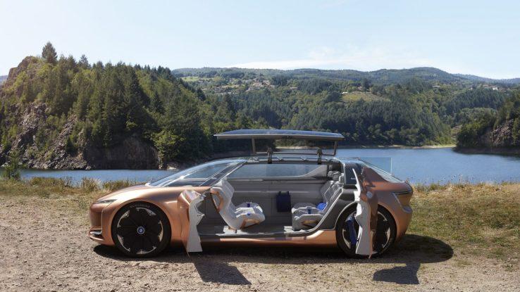 Devialet built a car audio system for Renault's Symbioz concept car