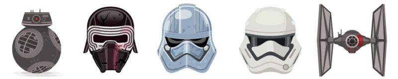 Face Masks Debut On Skype With Star Wars Masks And Emoji