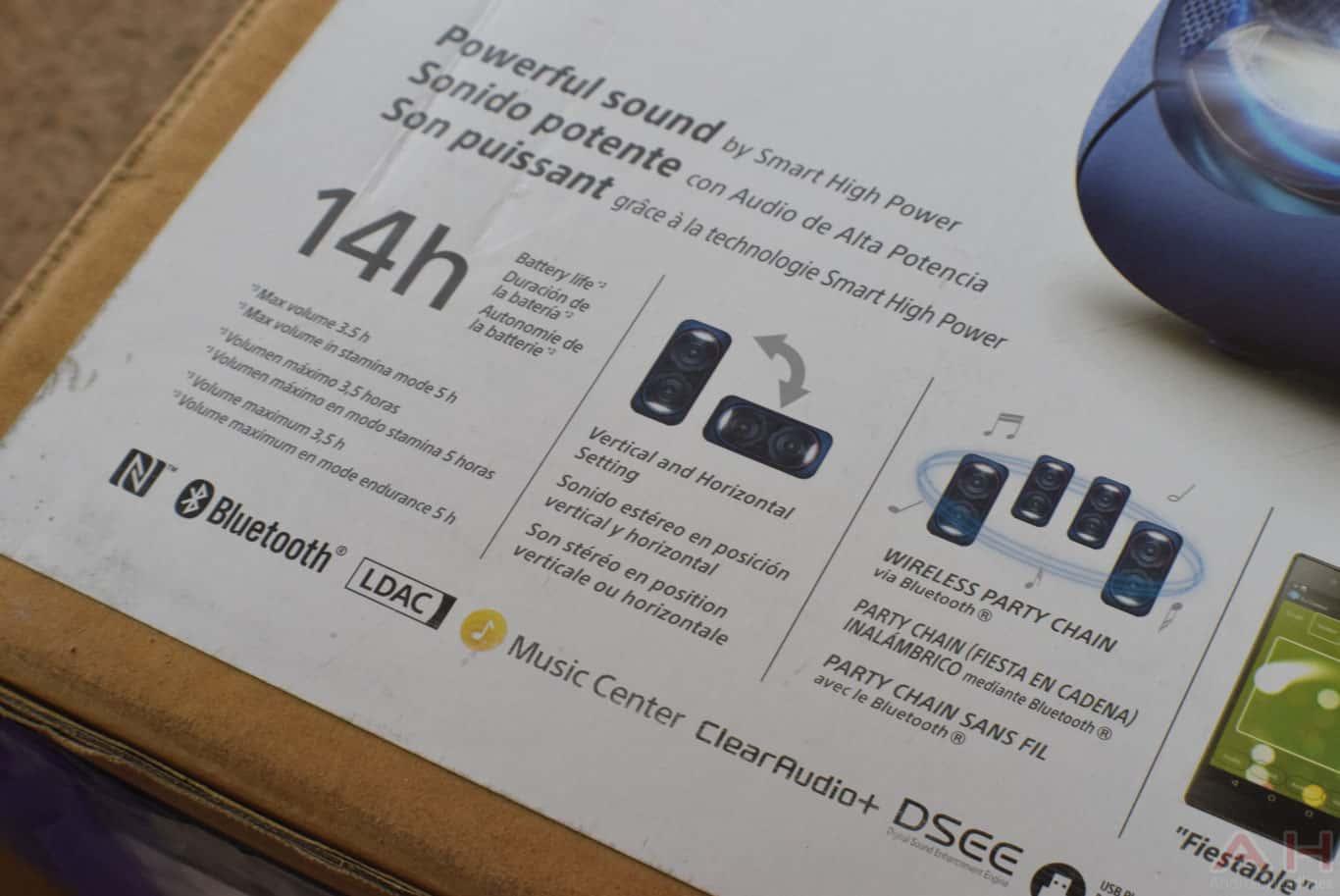 Sony GTK-XB60 EXTRA BASS Bluetooth Speaker Review: Big, Beautiful Sound