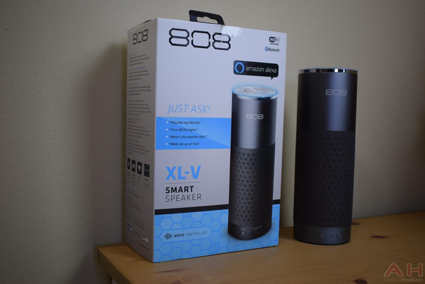 808 Audio XL-V Smart Speaker with Amazon Alexa Review