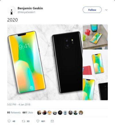 26462 Fan-Made Renders Of Future Galaxy Note Device Pop Up Online