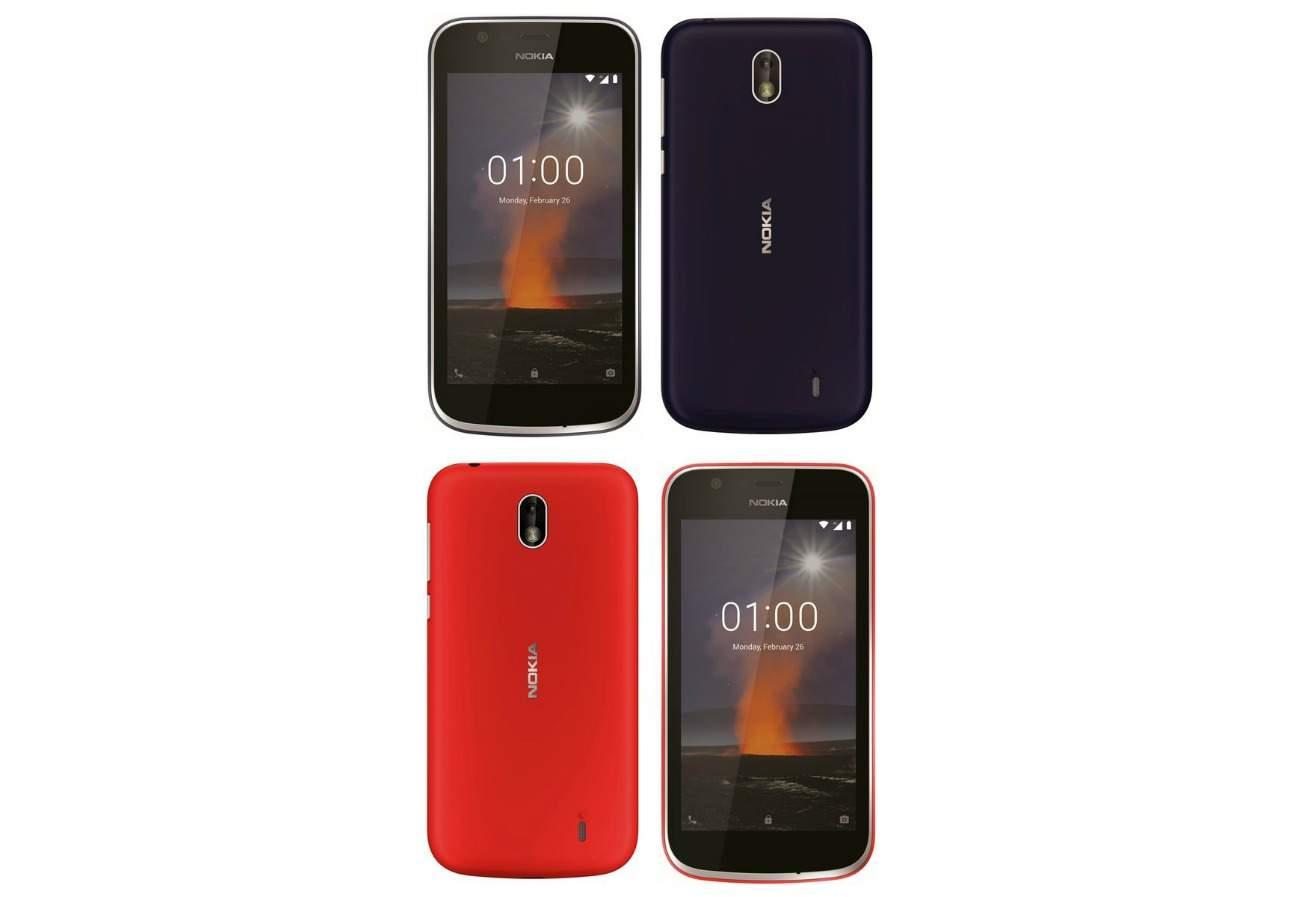 Images Leak For Nokia 7 Plus And Nokia 1