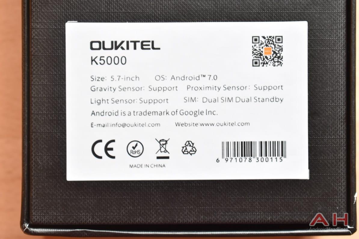 OUKITEL K5000 Review: Long-Lasting Battery Life At Budget Pricing