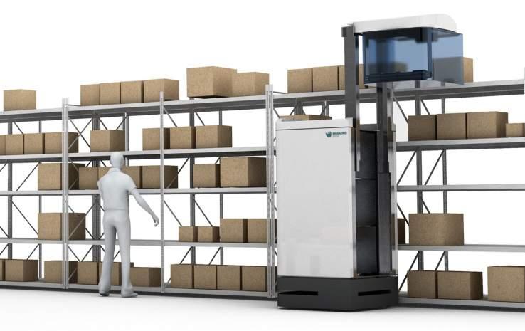 Robo-logistics company Magazino raises $25M for its warehouse bots