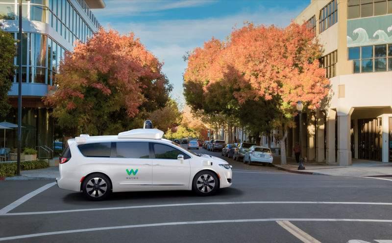 Robotaxi permit gets Arizona's OK; Waymo will start service in 2018