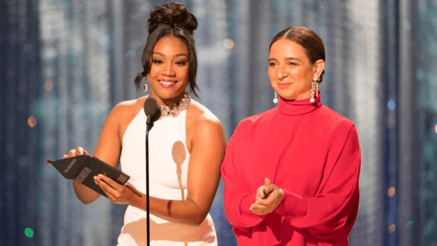2018 Oscars Buzziest Moments: Kimmel, Kobe, and Scene-Stealer Tiffany Haddish!