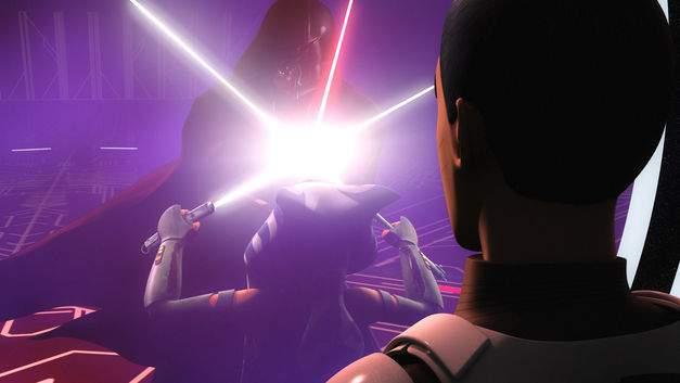 Ahsoka Tano's Fate is Revealed in 'Star Wars Rebels'
