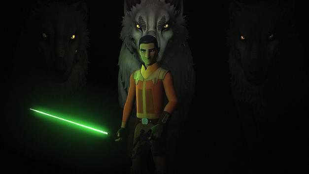 "How Luke Skywalker Influenced the ""Star Wars Rebels"" Finale"