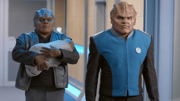 Seth McFarlane Defends Controversial 'Orville' Episode, Teases Season 2