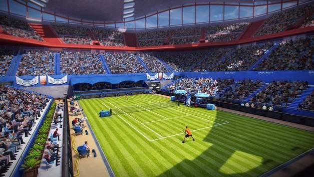 'Tennis World Tour' Brings Wimbledon Thrills Back To Video Games