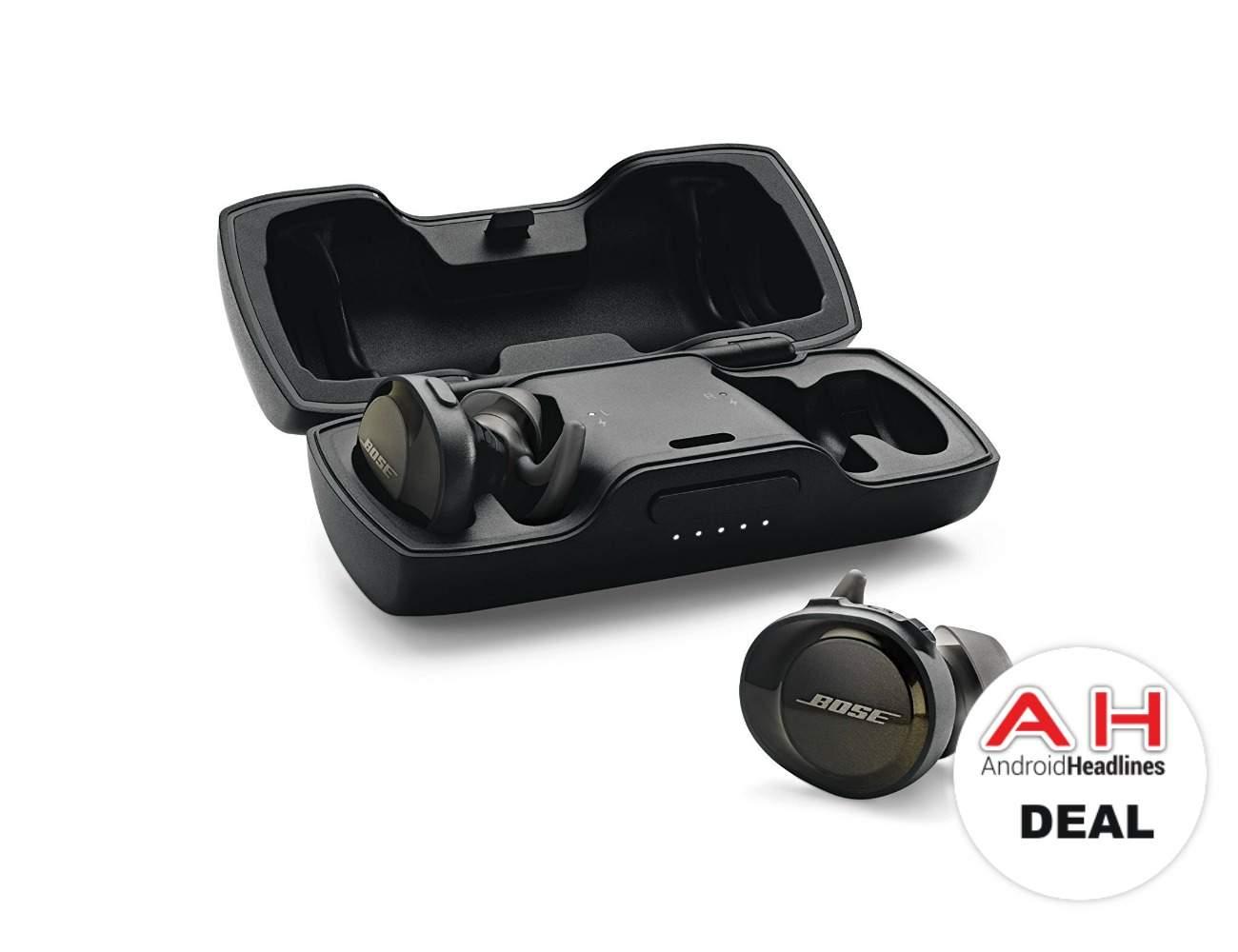 Deal: Bose SoundSport Free Truly Wireless Sport Headphones for $199 – July 2018