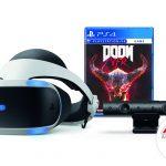 35721 Deal: Sony PlayStation VR Doom Bundle For $225 – July 2018