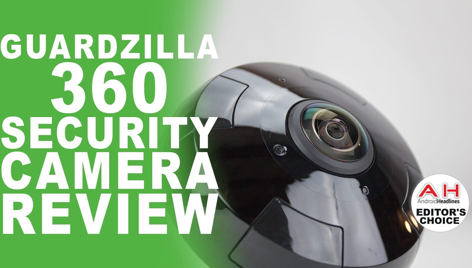 Video: Guardzilla 360 Indoor/Outdoor Camera Review