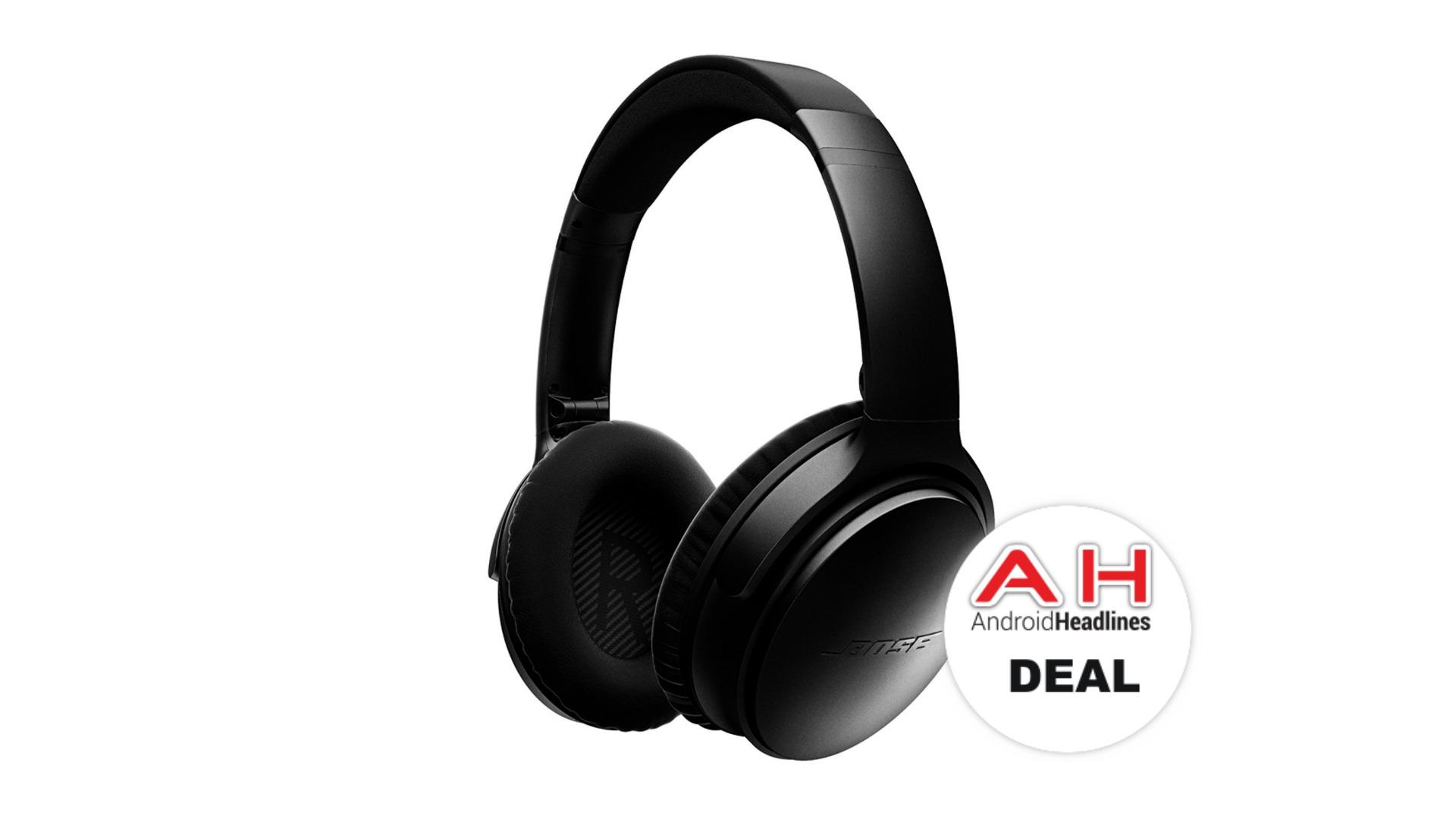 Deal: Bose QuietComfort 35 (Series II) For $299 – August 2018