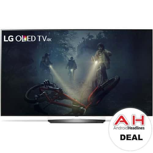 Deal: LG (OLED55E7P) 55-inch OLED 4K TV For $1399 – August 2018