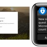 37735 Microsoft Authenticator Apple Watch app now available via public preview