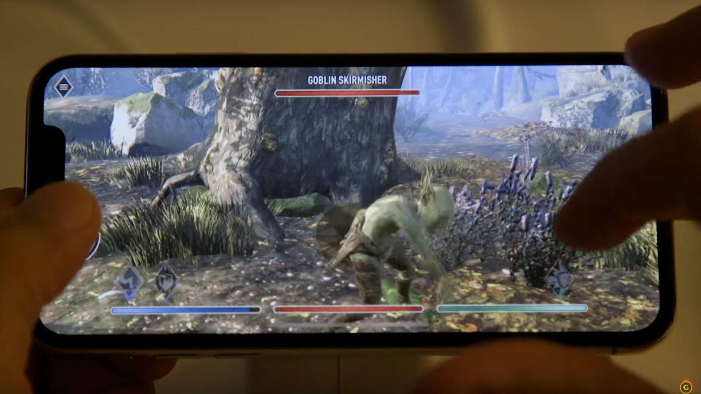 New The Elder Scrolls: Blades Video Reveals More Gameplay