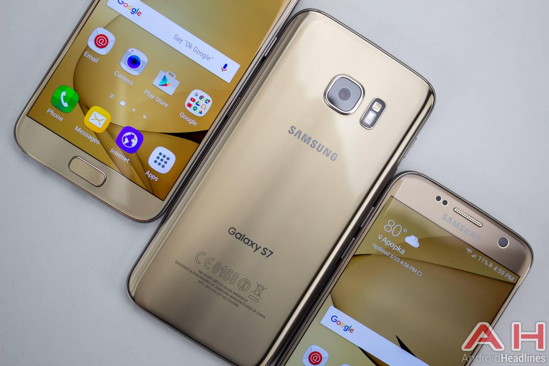 Samsung Galaxy S7 Flaw Raises Meltdown Vulnerability Concerns