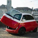 36190 The Microlino makes 'adorable' an automotive trait