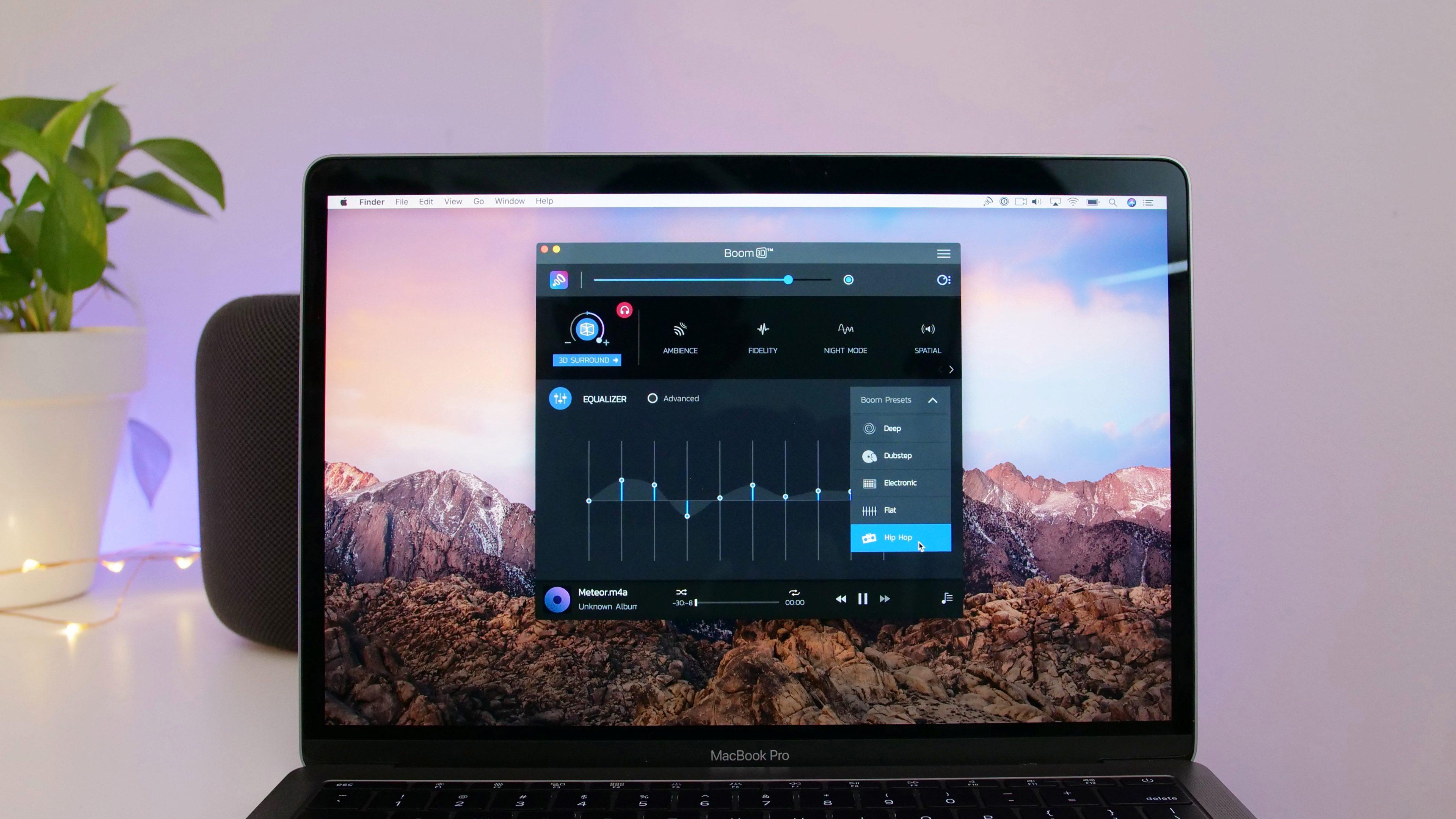 Get Boom 3D advanced EQ app & volume booster for Mac and iOS $11.89 (Reg. $16.99)
