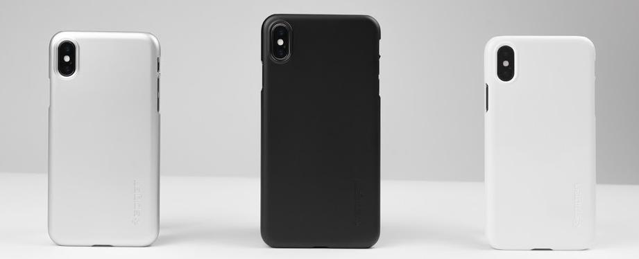 Spigen's super slim & defensive cases arrive for iPhone XS, iPhone XS Max, & iPhone XR