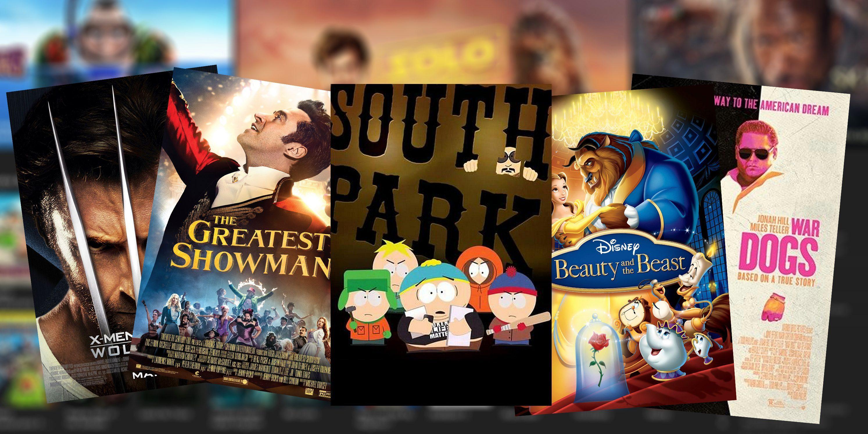 This week's best iTunes deals: 9 X-Men Films $50, South Park Seasons $10, $1 rental, more
