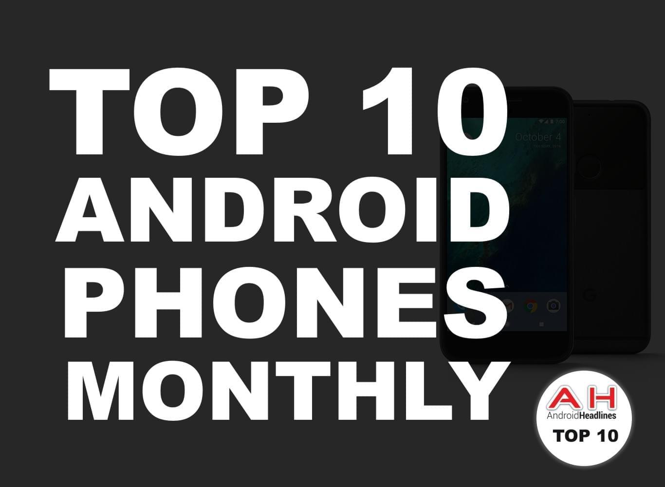 Top 10 Best Android Smartphones – September 2018