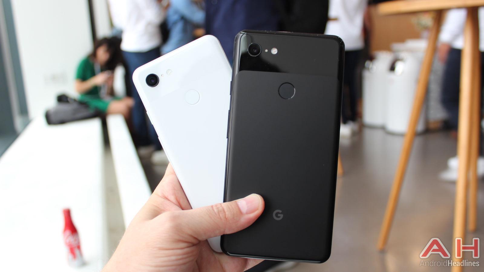 Google Pixel 3 & Pixel 3 XL Orders Beginning To Ship