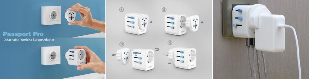 Hands-on w/ Zendure's ultimate global travel adapter [Video]
