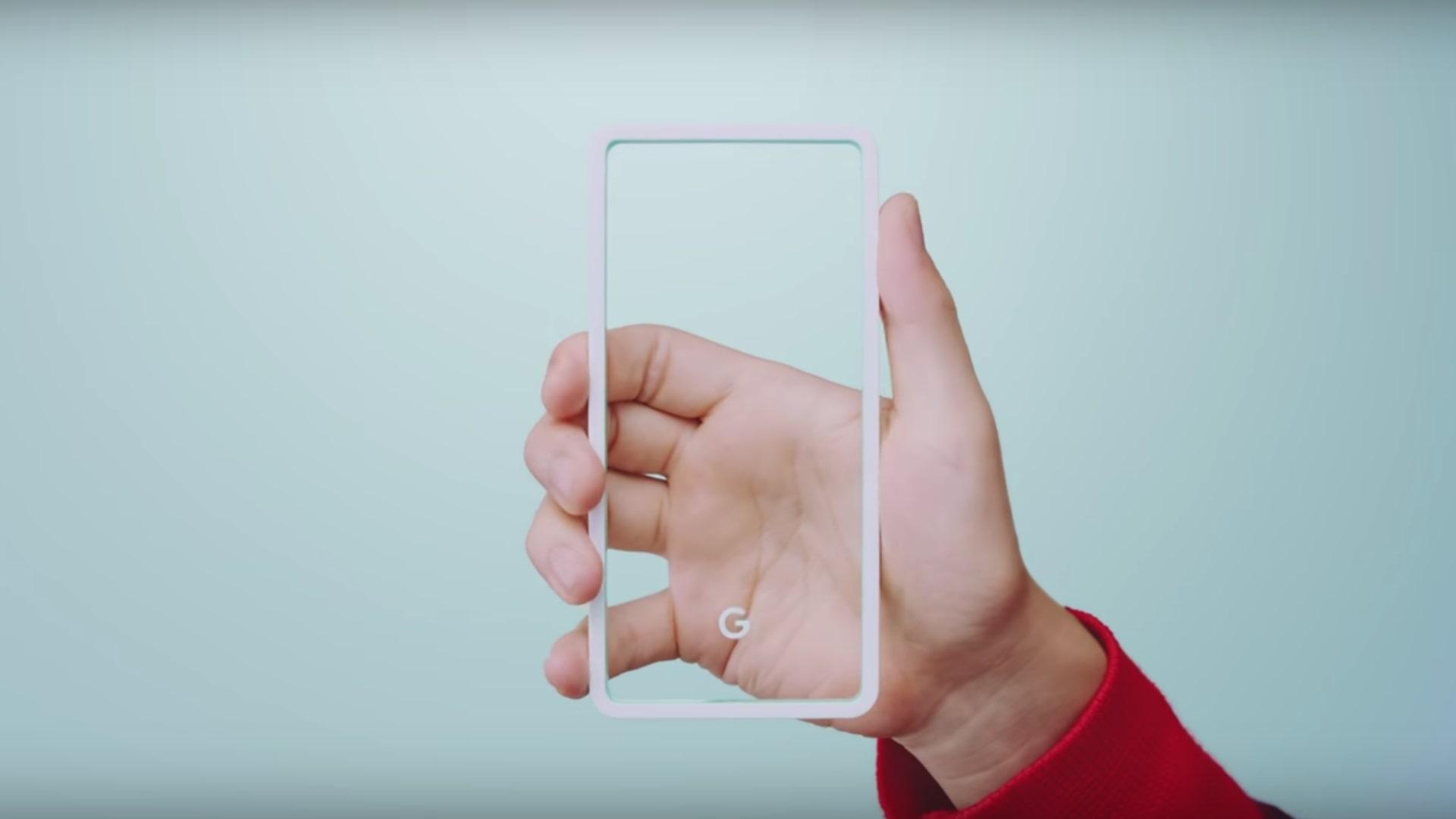Official Google Pixel 3 Teaser Hints At Active Edge Return