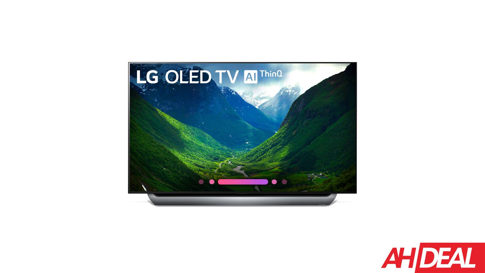 Deal: LG C8 55-inch OLED 4K TV For $1696 At Walmart – November 2018