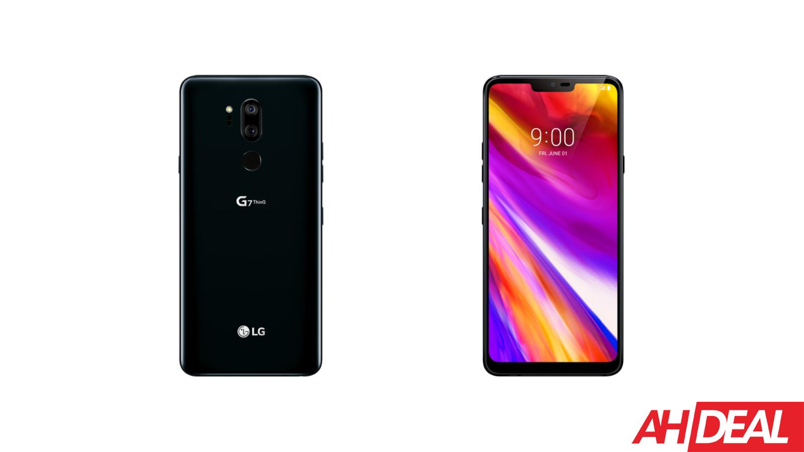Deal: LG G7 ThinQ For $529 At B&H Photo – November 2018