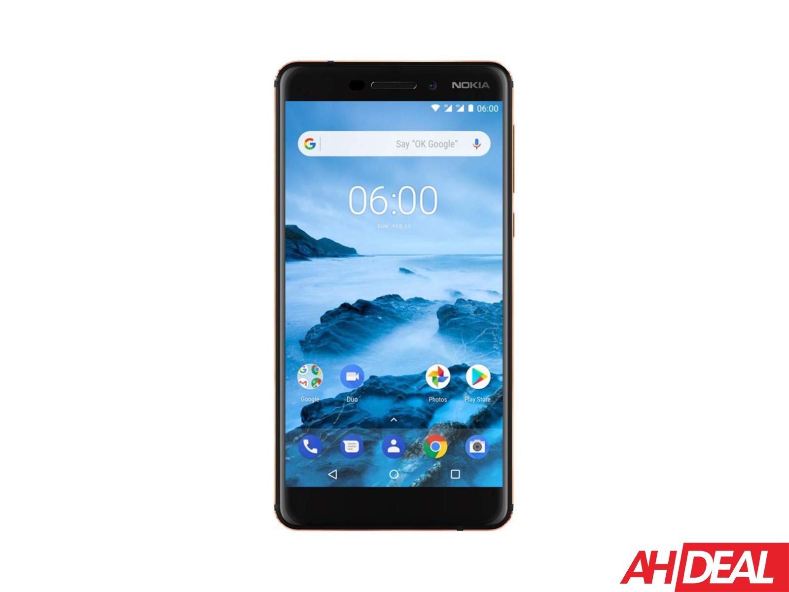 Nokia 6.1 (2018) Unlocked For $179 – Amazon Black Friday 2018 Deals