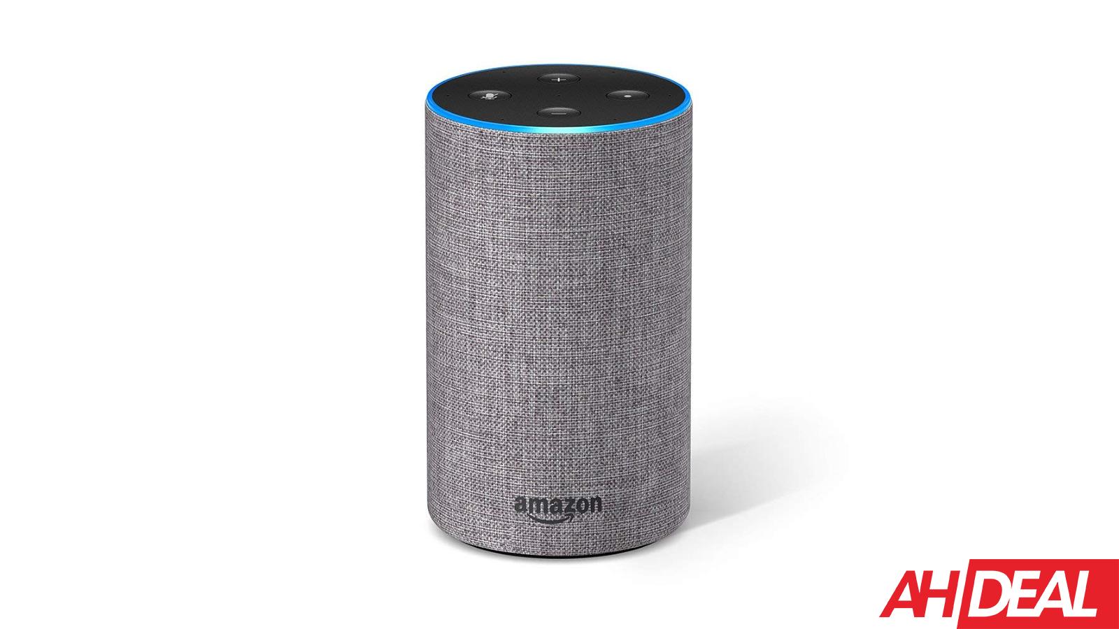 Amazon Echo (2nd Generation) $69 – Amazon Holiday Deals 2018