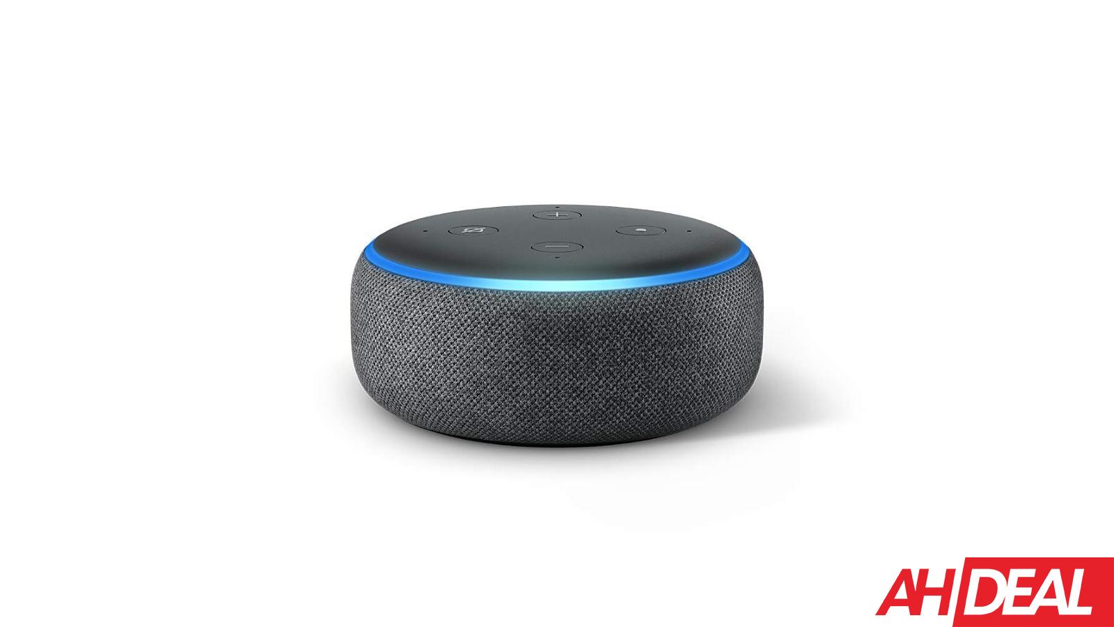 Amazon Echo Dot (3rd Gen) $29 – Amazon Cyber Week 2018 Deals