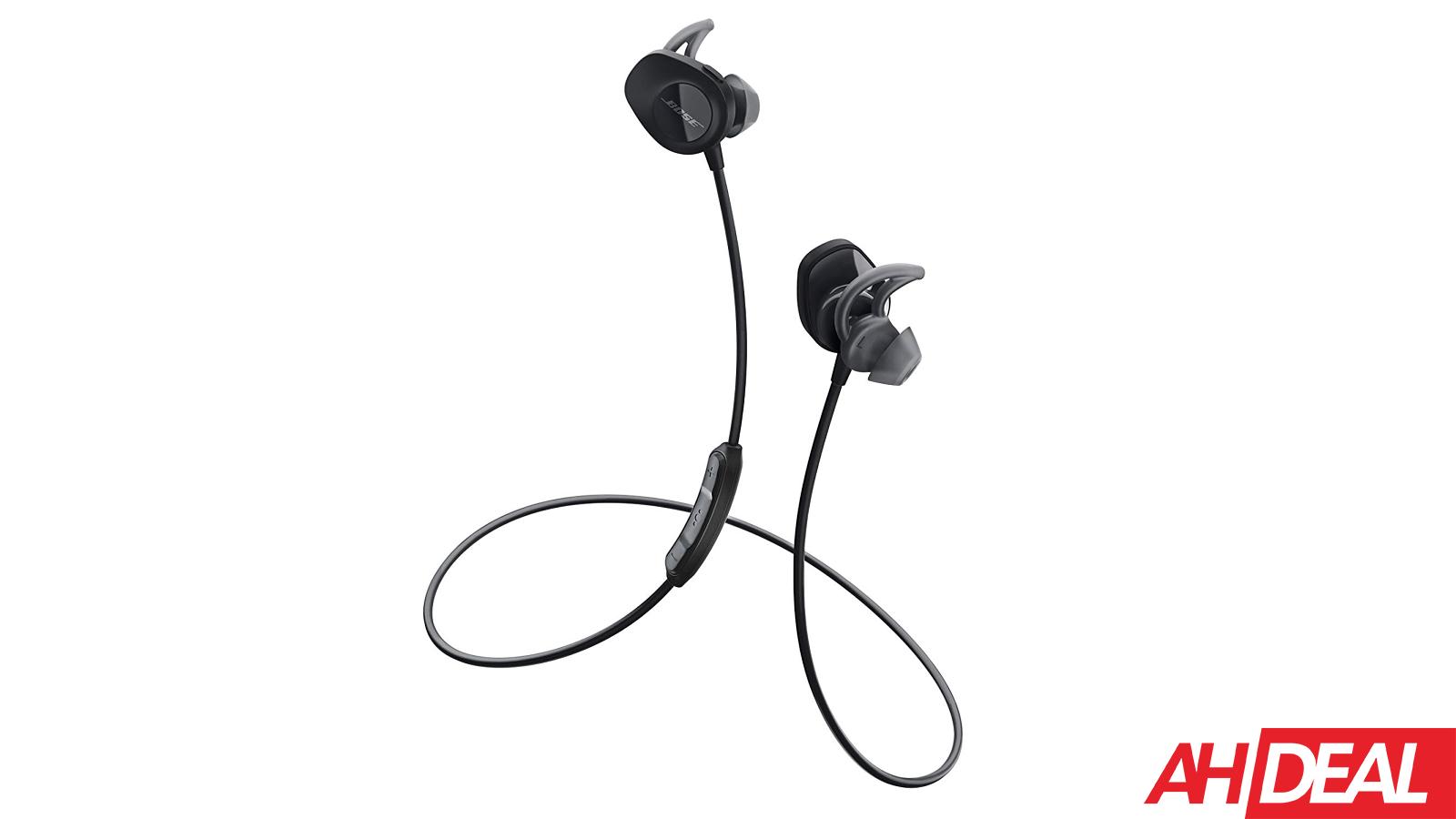 Bose SoundSport Wireless Headphones $119 – Amazon Holiday Deals 2018