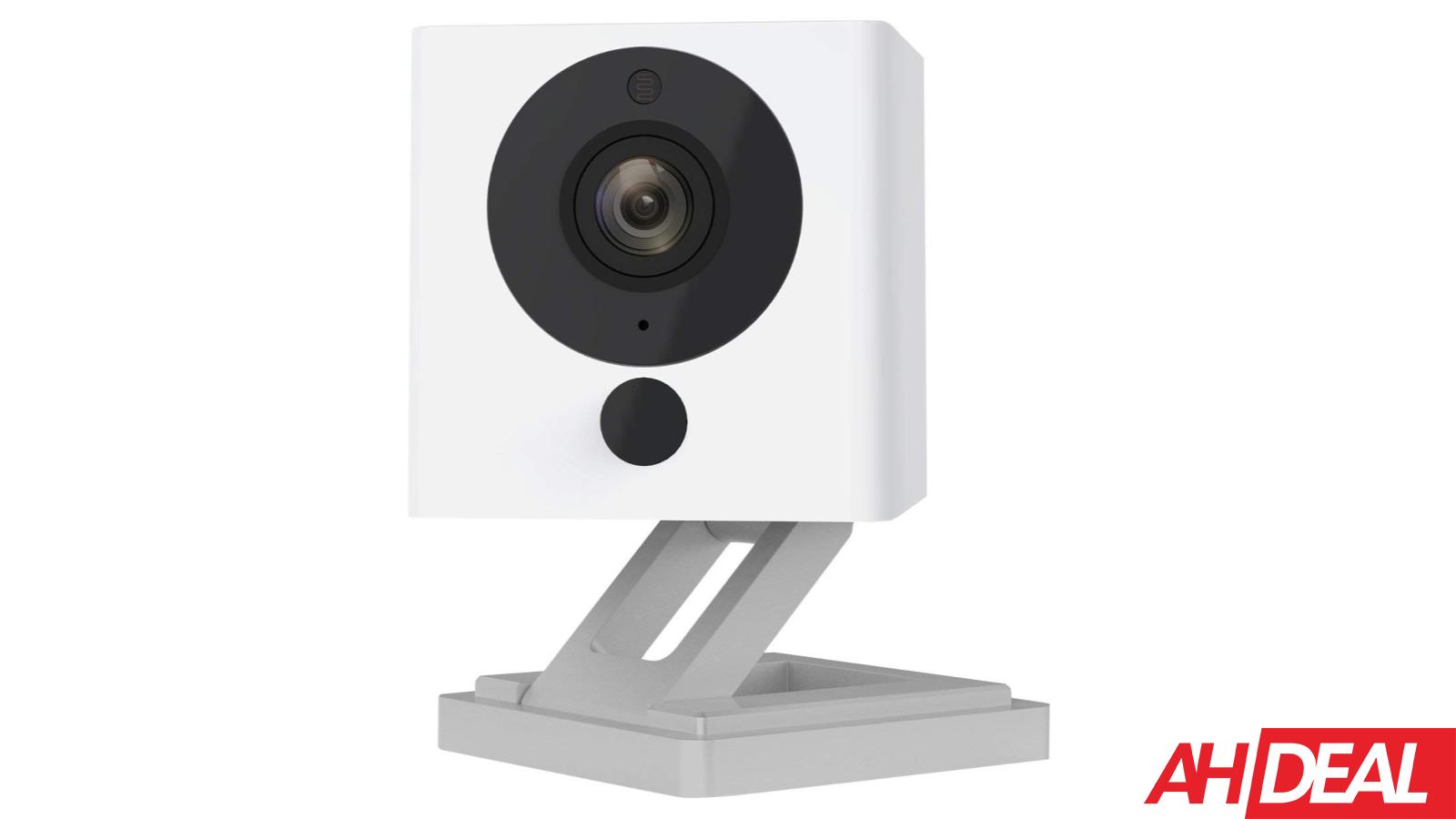 Wyze Cam 1080p HD Indoor Wireless Smart Home Camera $19.54 – Amazon's 12 Days of Deals 2018