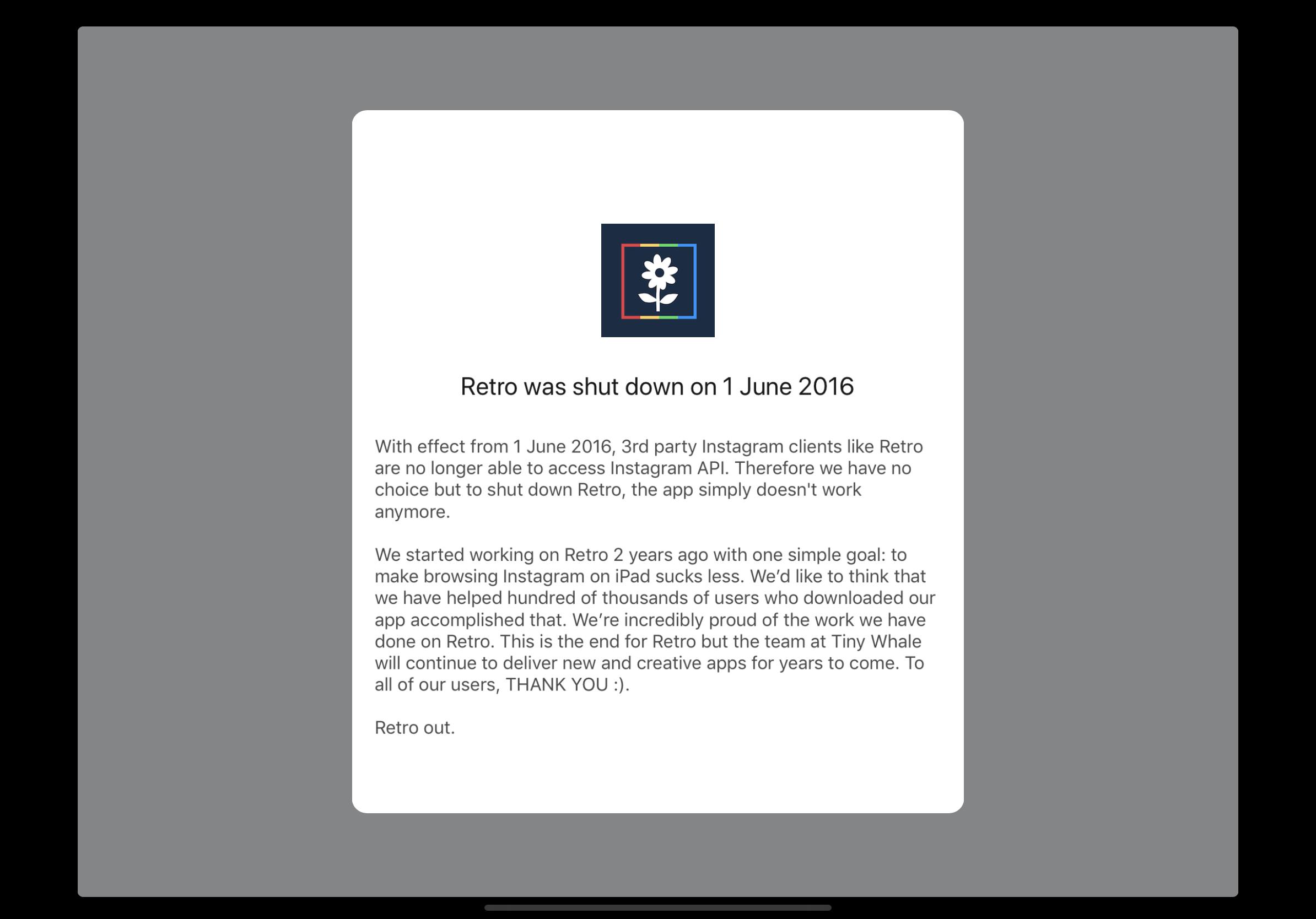 Comment: It's 2019, Instagram should make an iPad app