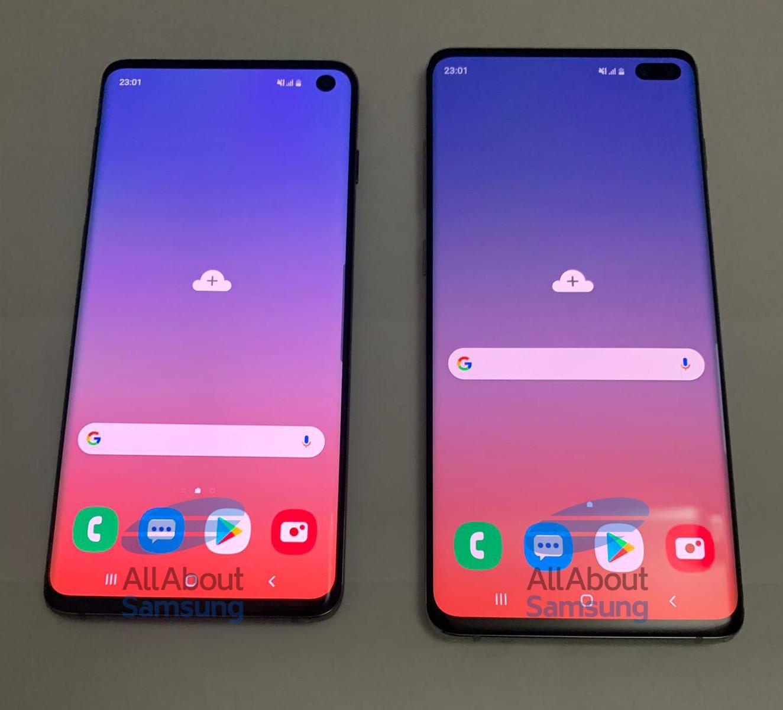 Samsung Galaxy S10 Line Fully Revealed In Best Leak Yet