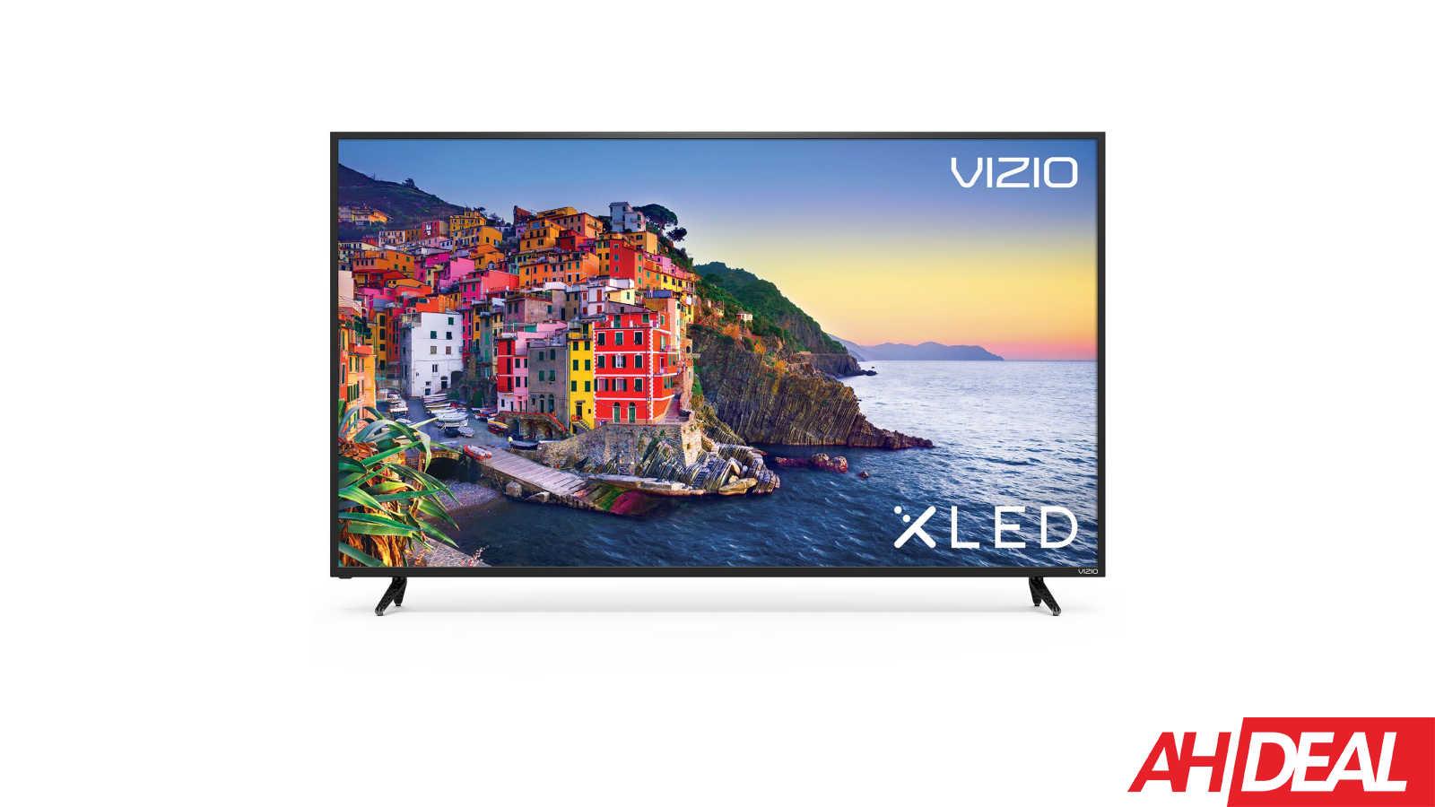 VIZIO's 80-inch 4K TV Brings Chromecast Home For $1599 From Sam's Club