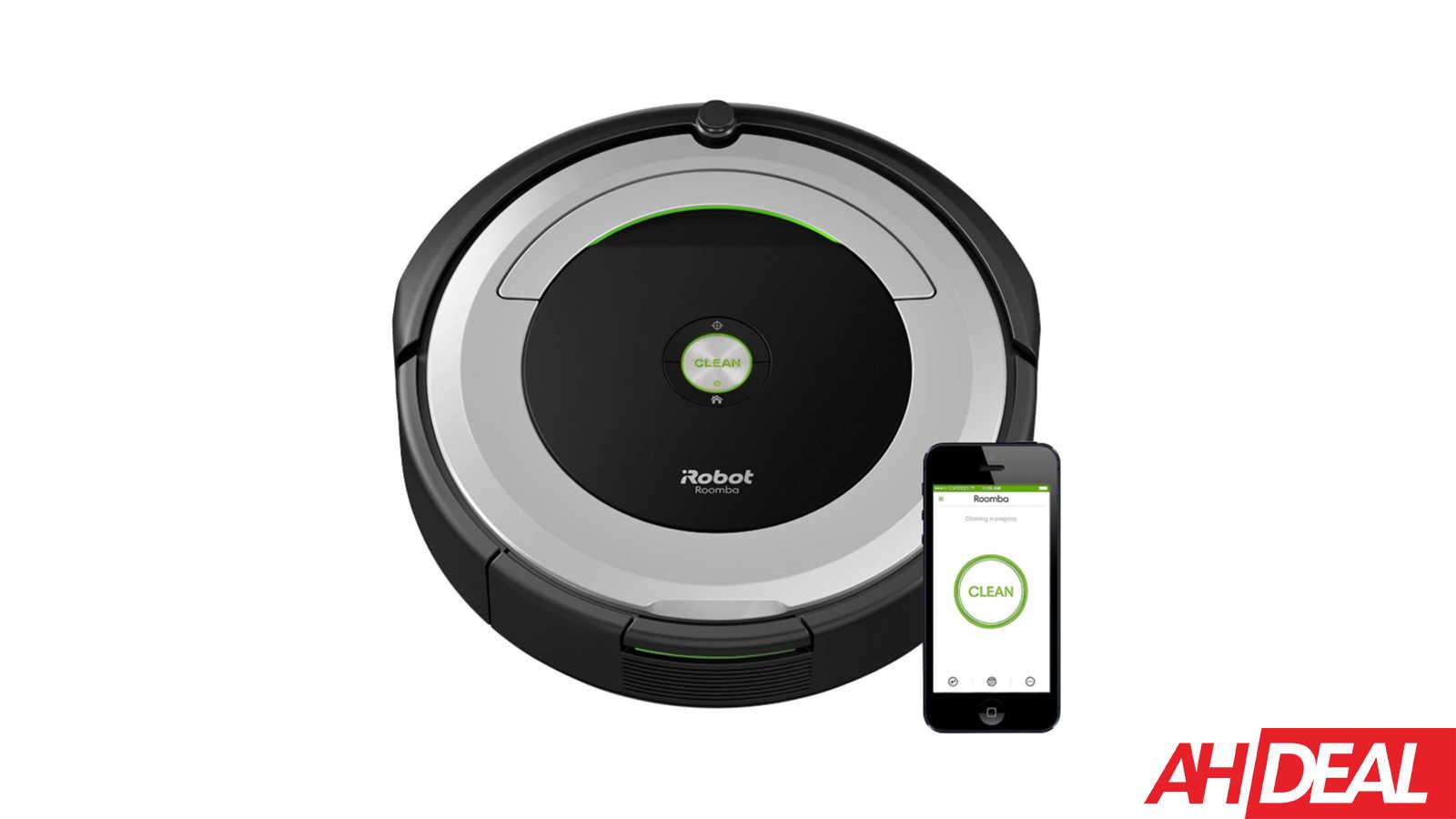 Get iRobot's Alexa-Enabled Roomba 690 For $248 – Amazon Deals