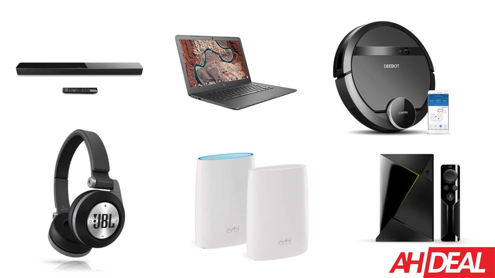 Electronic Deals – April 16, 2019: NETGEAR, JVC, NVIDIA & More