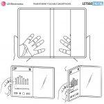 52496 LG Considers Folding Tony Stark's Transparent Smartphone