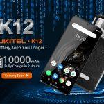 54382 OUKITEL K12's Full Spec Sheet Revealed; New Promo Video Available