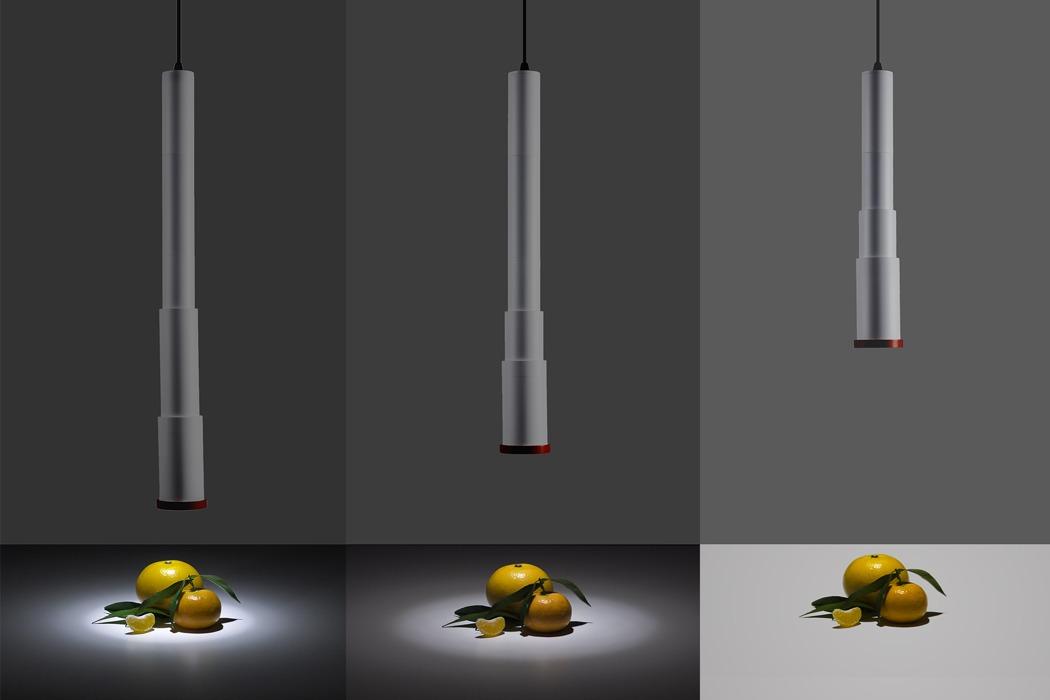 55217 The telescopic Magellano lamp will enlighten you!