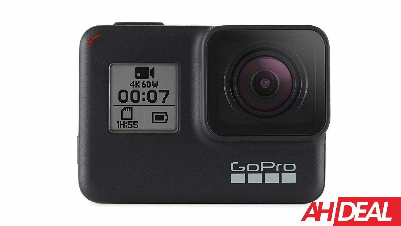 56182 GoPro HERO 7 Black Action Camera For $336 - Amazon Prime Day 2019