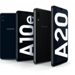 56280 Samsung Galaxy A10e & Galaxy A20 Come To T-Mobile July 26